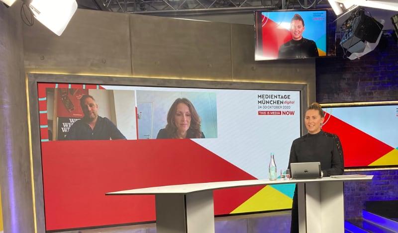 Addressable TV Panel Deutsche TV-Plattform