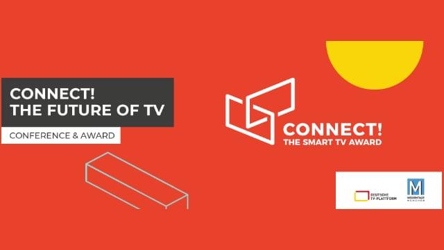 MEDIENTAGE MÜNCHEN und Deutsche TV-Plattform verleihen Smart TV Award 2021